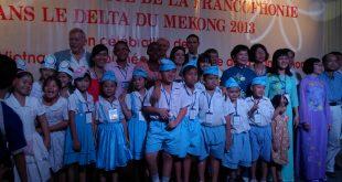 Fête de la Francophonie dans le Sud du Vietnam