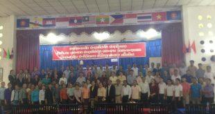 Formation linguistique pour les enseignants des classes bilingues lao