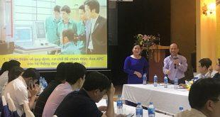 Contribution du CREFAP/OIF à la rénovation de la formation professionnelle au Vietnam
