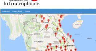 Cartographie de la langue française en Asie-Pacifique