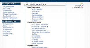 Des REL pour l'enseignement des mathématiques en français
